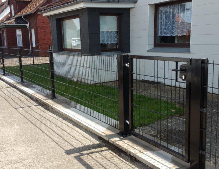 Topnotch Panele ogrodzeniowe - OL-MAR - Ogrodzenia i bramy metalowe SP65
